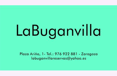 Tarjeta LaBuganvilla 2016